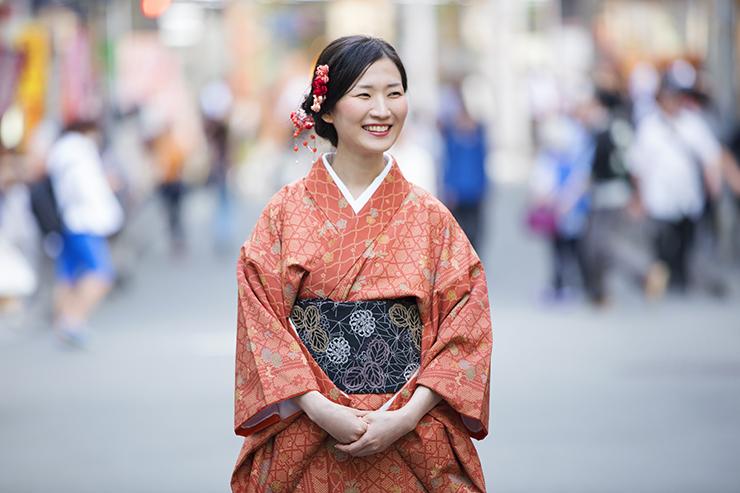 1. The kimono