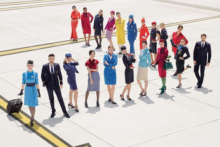 SkyTeam members are among those calling for a global air travel standard