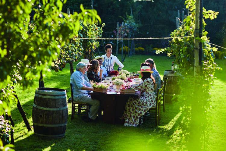 Belmond picnic