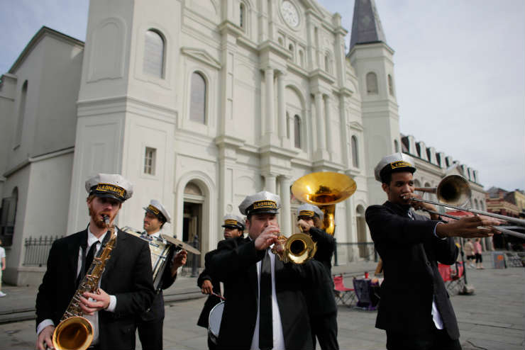 Jazz, food and historical city walks for New Orleans' 300th birthday