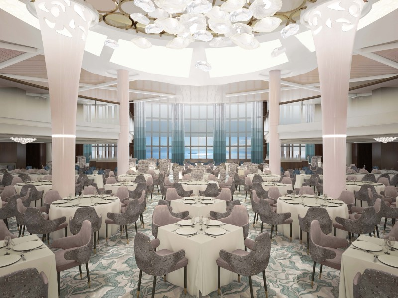 Celebrity Cruises' $500m modernisation programme to start with Millennium