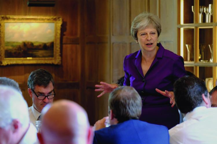 PA-37409803 Theresa May Chequers Brexit.jpg