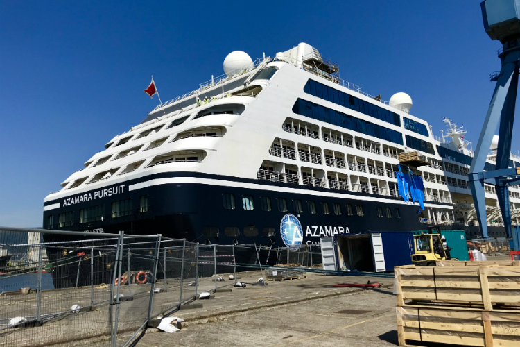 Pursuit to unlock new destinations and old favourites for Azamara