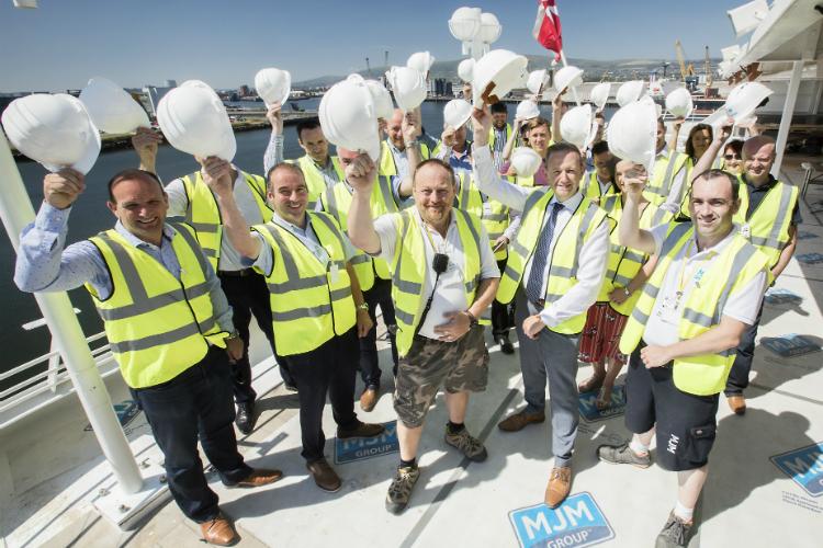 Azamara hails new ship Pursuit 'a true British success story'