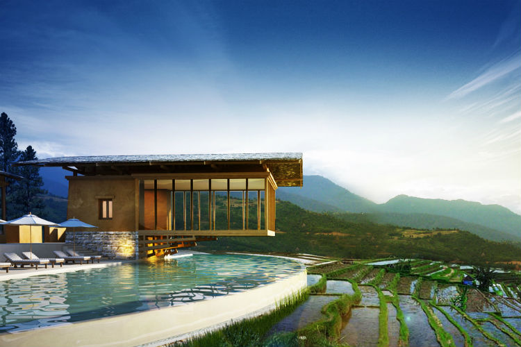 Six Senses to unveil first three lodges in Bhutan
