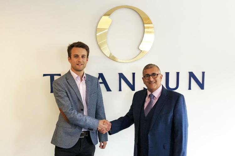Transun names Dino Toouli head of trade relations