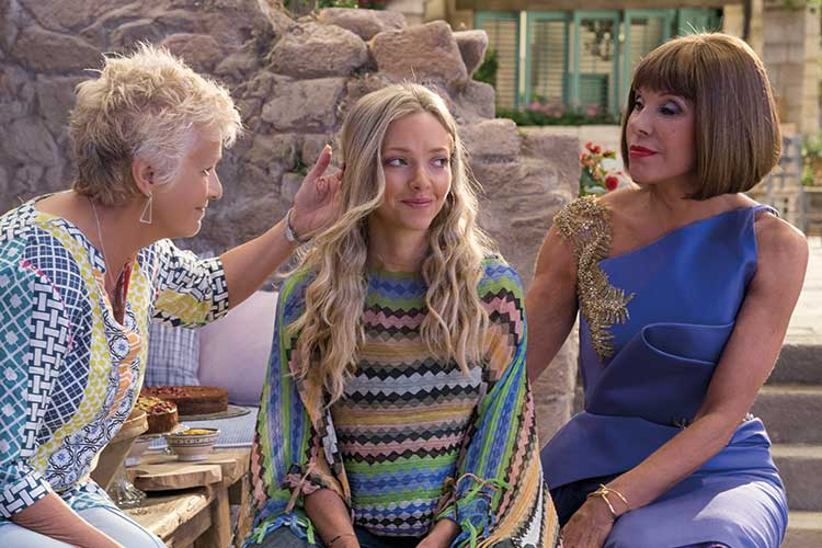 My my, here we go again with Mamma Mia! sequel