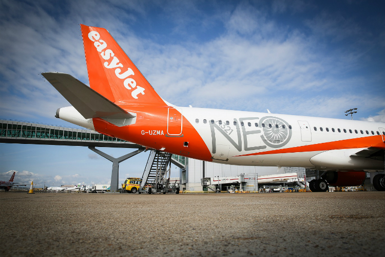 What is the history of easyJet Holidays?