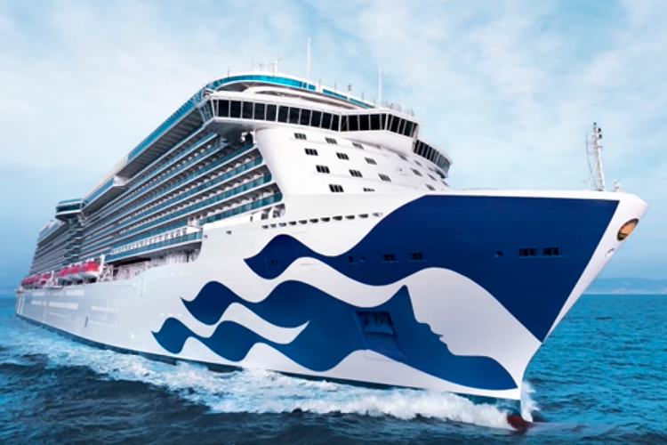 Princess Cruises orders two 'next-generation' ships