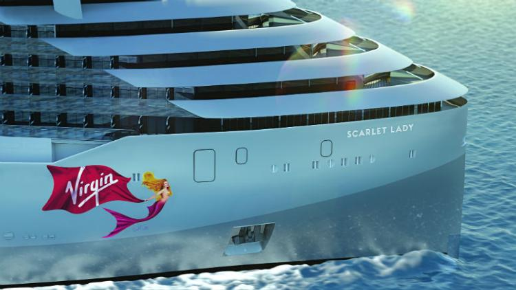 Virgin Voyages: 'Most engaged' agents will bag Scarlet Lady invites