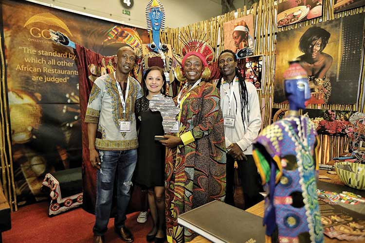 African Responsible Tourism Award winner sets an example