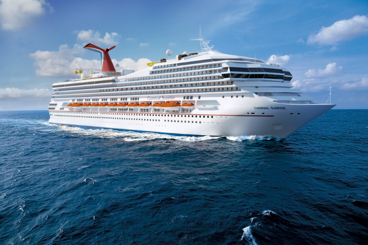Carnival Triumph to undergo $200m makeover and rebrand