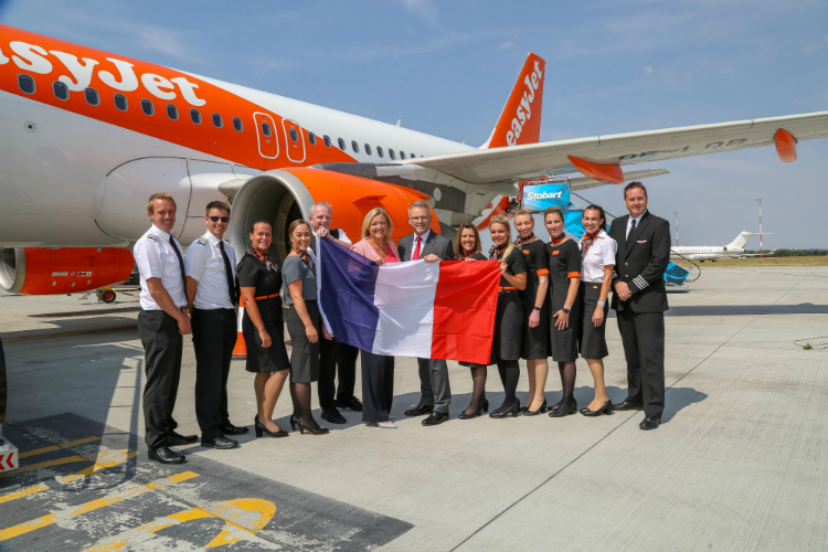 EasyJet expands Southend programme and eyes 1,200 new cabin crew