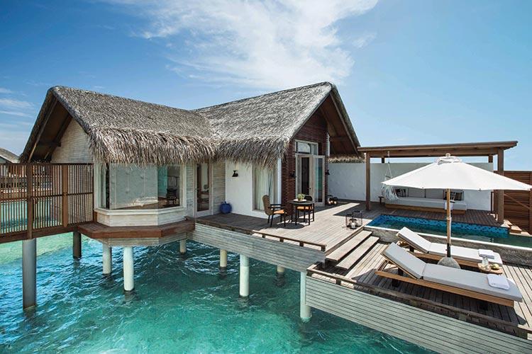 Fairmont Water Villa, Maldives