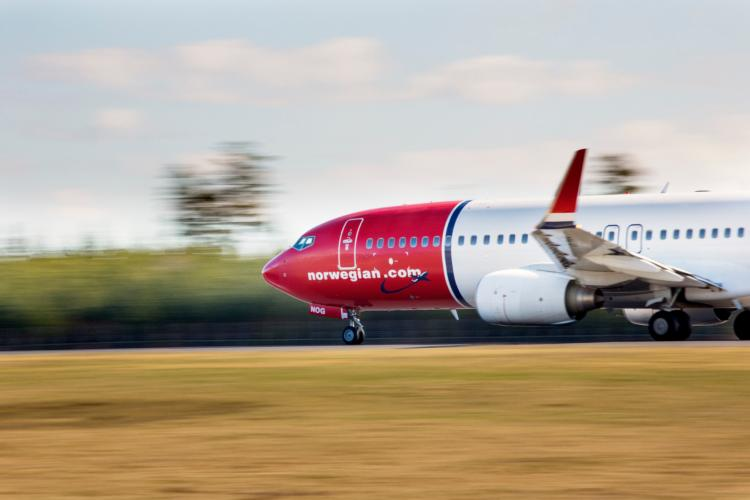 Norwegian to build carbon offsets into booking process