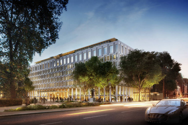 Work starts on Rosewood's new London hotel