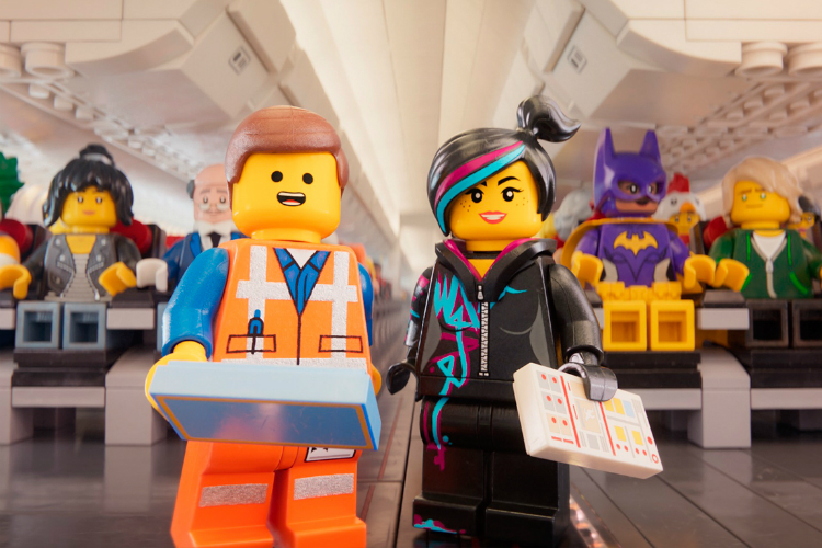 See Turkish Airlines' incredible Lego flight safety video