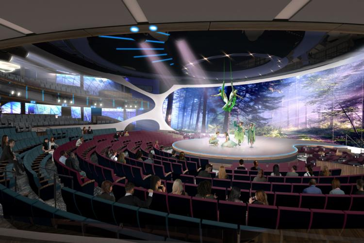 Celebrity Cruises reveals Edge entertainment venues