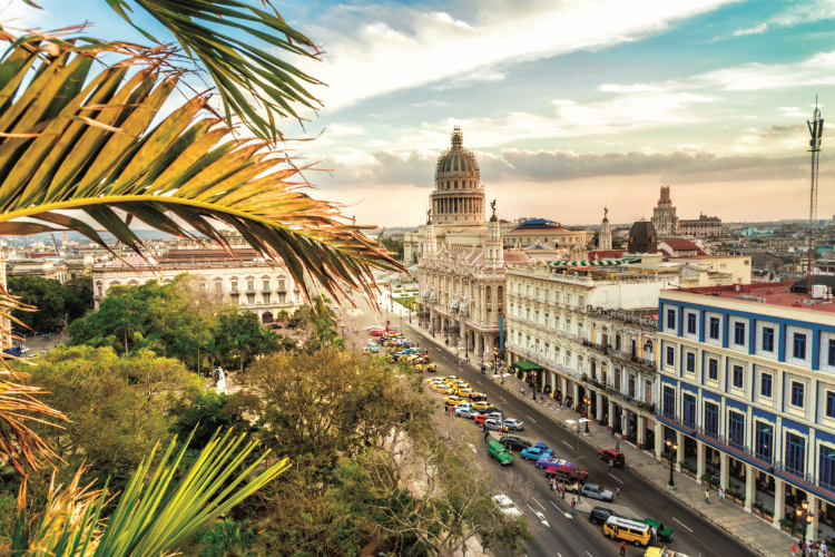 Seabourn launches Cuba sailings
