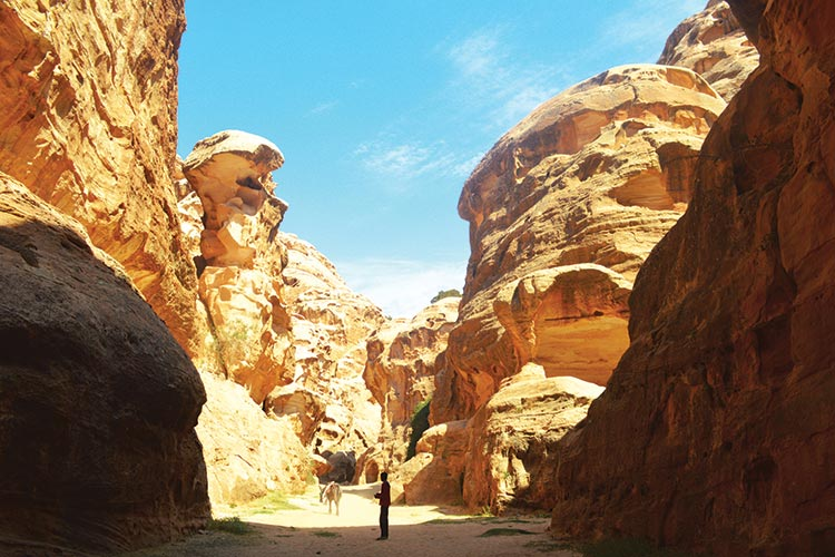 Jordan is blazing a trail for adventurers