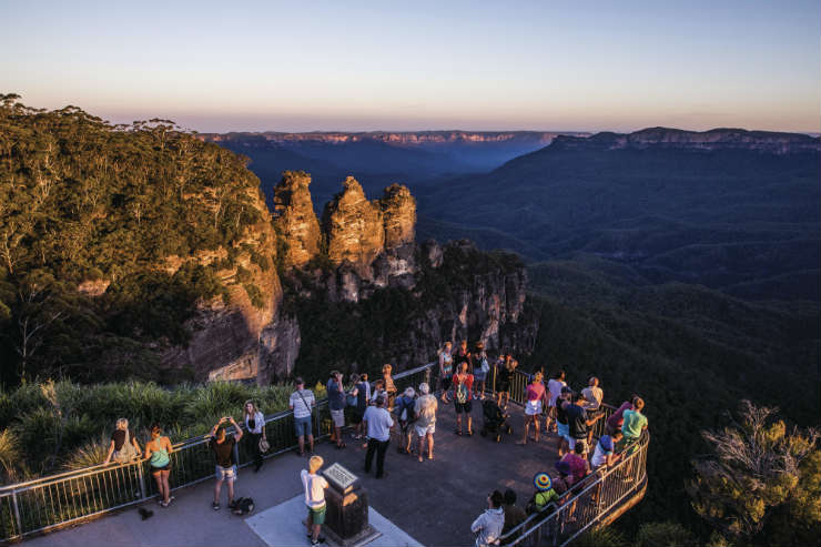 Why the Blue Mountains are the perfect add-on to a Sydney stay