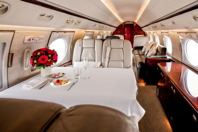 Anantara introduces private jet flights