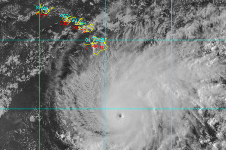 Hurricane Lane: Hawaii braces for Category 5 storm