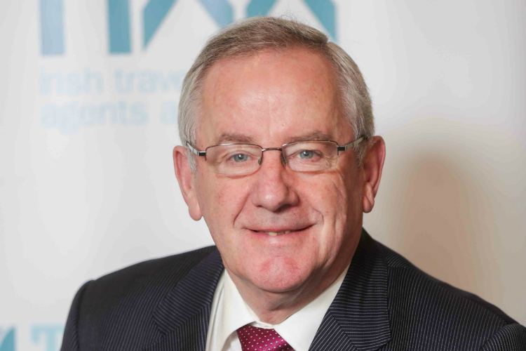ITAA cites Ireland's 'slow vaccine rollout' for 'minimal' 2021 bookings