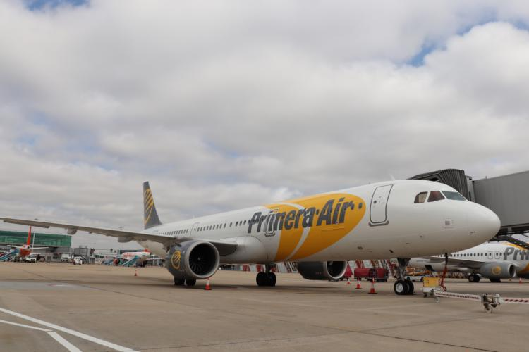 Primera Air launches Stansted-Washington service