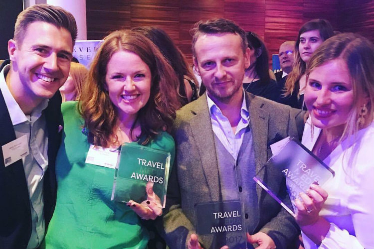 TTG Media and staff shortlisted for 2018 Travel Media Awards