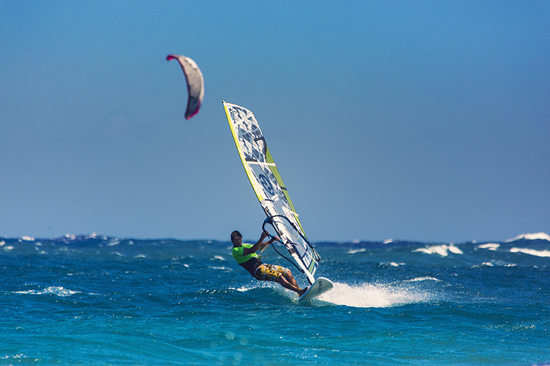 Windsurfing in Tenerife