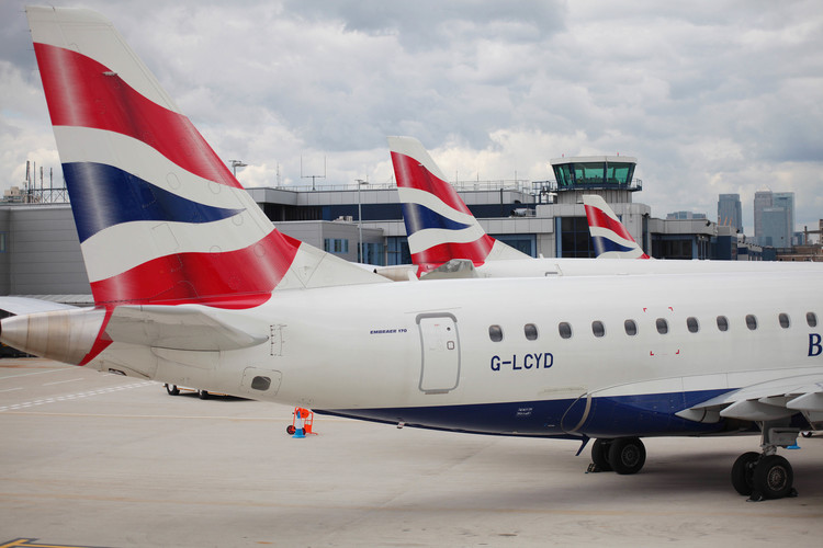 British Airways to expand presence at London City airport 20%