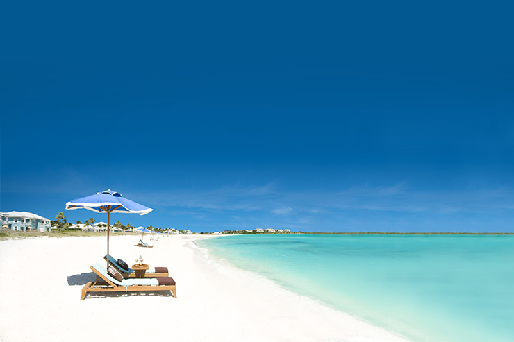 1. Sandals Resorts' locations have some of the Caribbean's best beaches