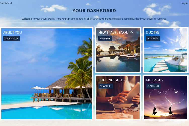 Brilliant Travel launches new customer-facing online portal