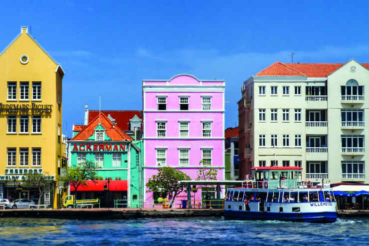 LGBT-friendly Curacao