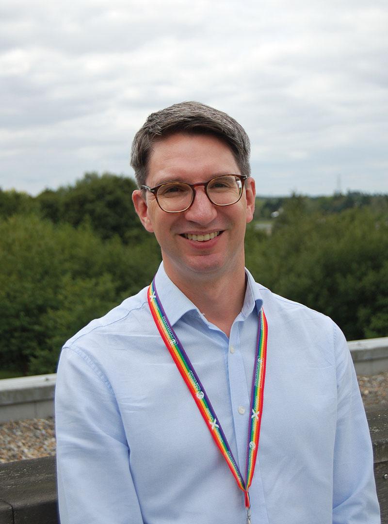 Darren Hutton, international litigation manager, Royal Caribbean Cruises Ltd (RCCL)