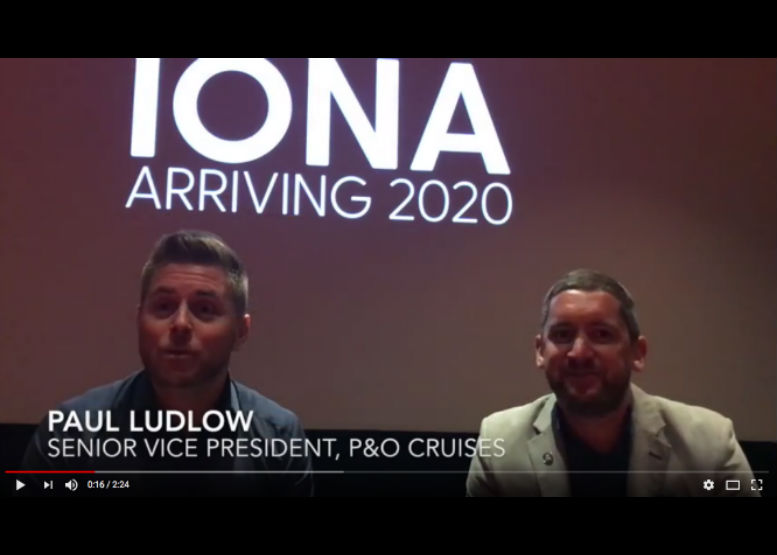 Why P&O's new flagship Iona will attract 'a whole new audience'