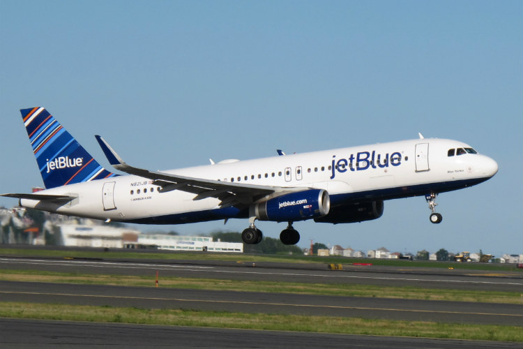 JetBlue plans to launch a US-UK transatlantic service in Q3 2021
