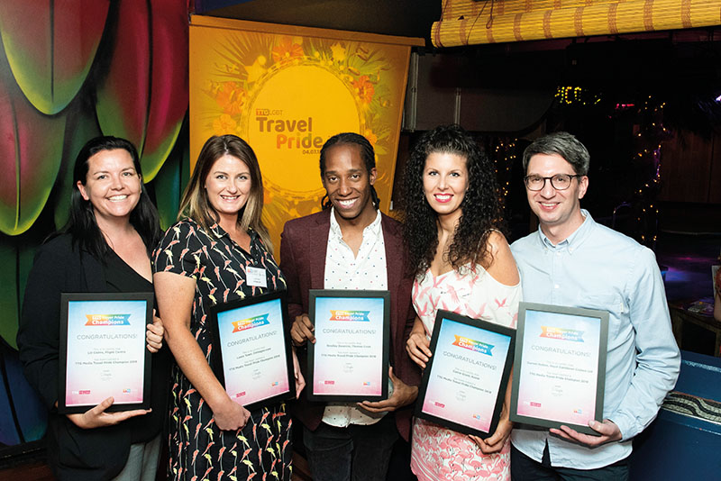 Meet TTG's Travel Pride Champions