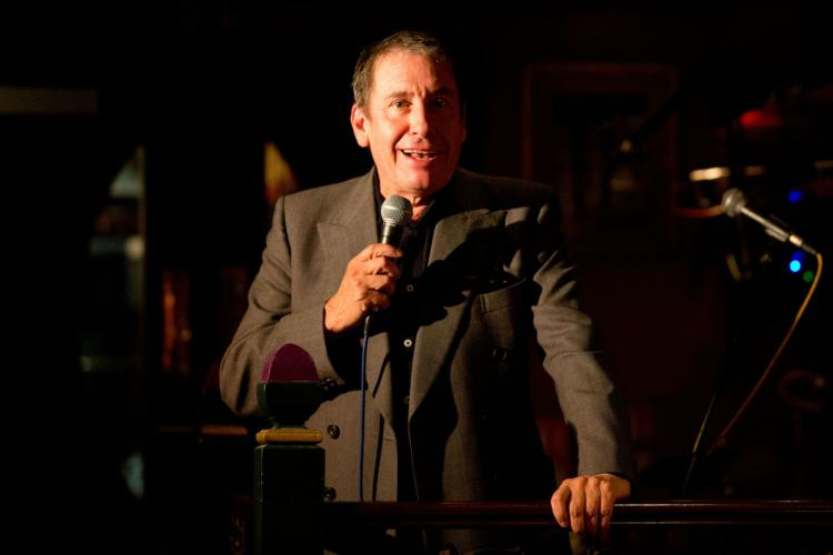 Jools Holland on travel agents and working with Saga