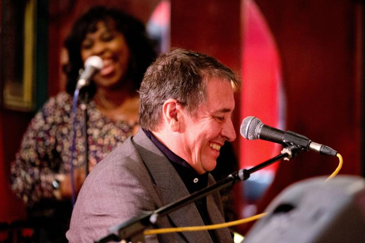 Jools Holland set to get the party started on Saga's Spirit of Discovery