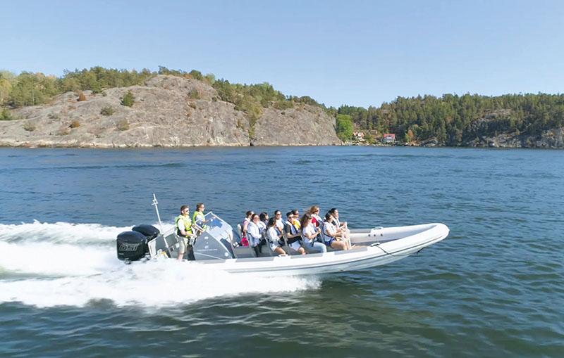Boatloads of fun: Fred Olsen's new RIBs