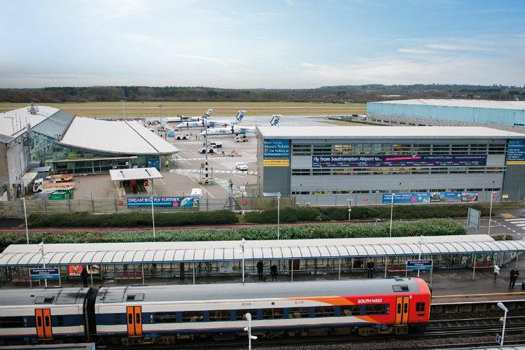 Southampton airport boosts French and Dutch connections