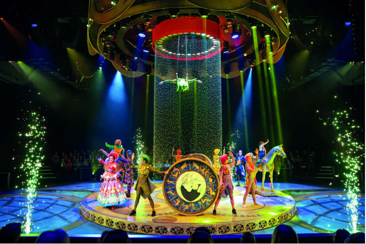 Efteling theme park's new musical makes its debut