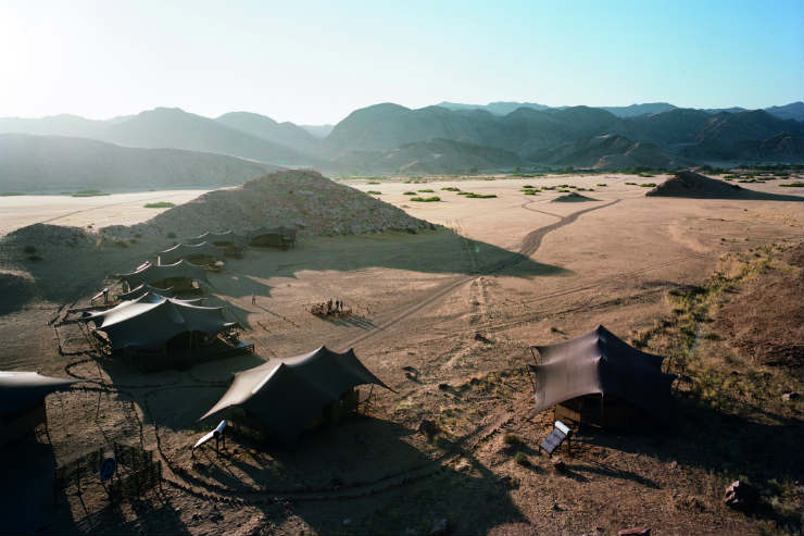 Discovering Namibia's newest luxury lodges