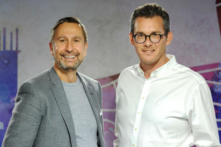 Matt Davies and Steve Byrne.jpg