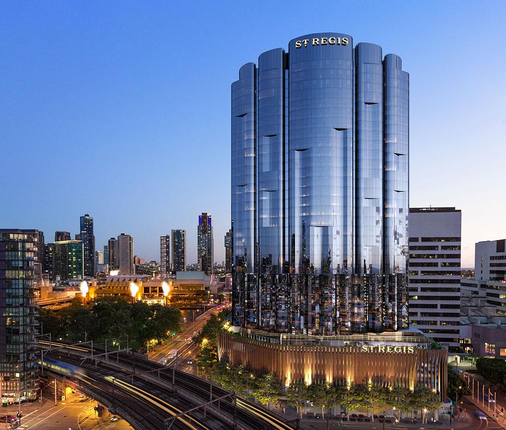 First St Regis is to open in Australia