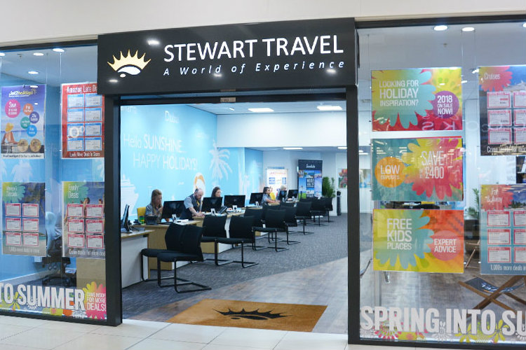 Stewart Travel to reopen high street branches this week