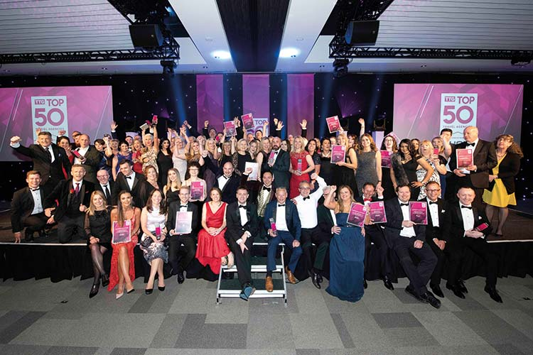 The TTG Top 50 Travel Agencies is back for 2019