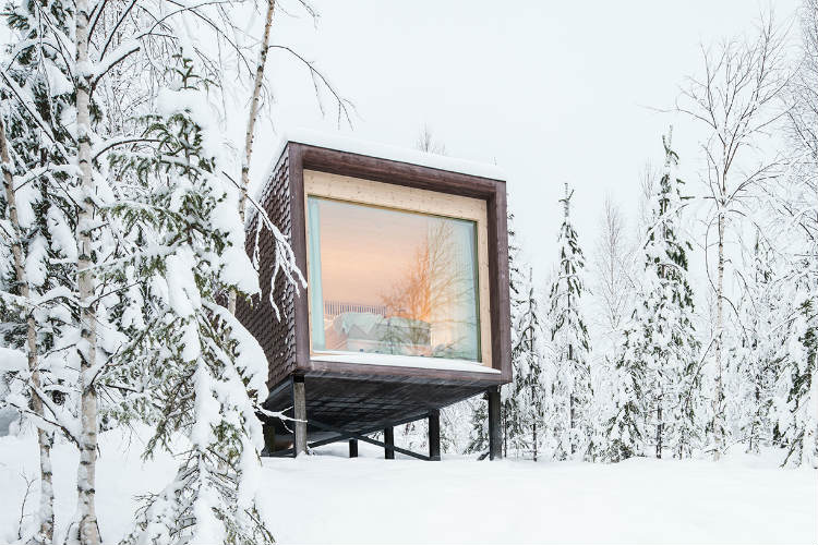 Arctic Tree House Hotel Finland